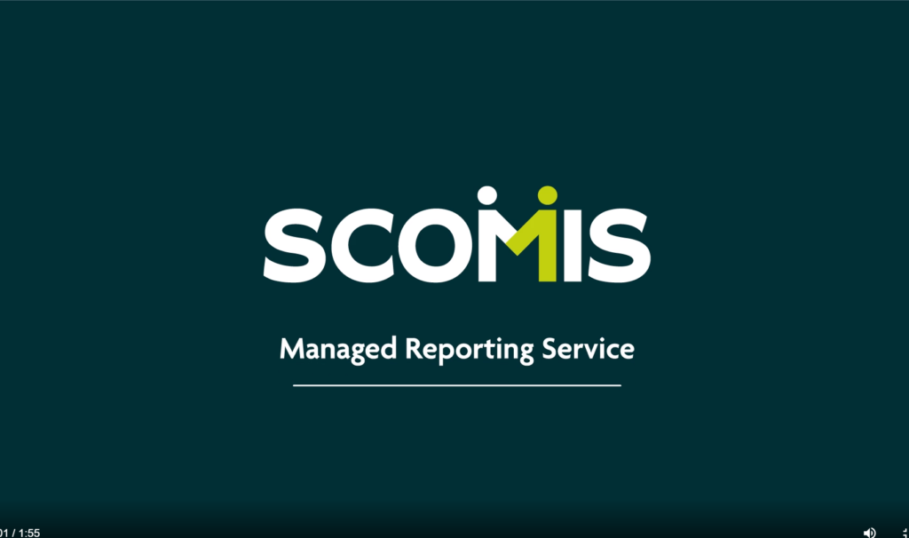 Managed Reporting Service Animation