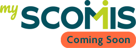 MyScomis - coming soon logo image