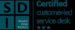 Service Desk Institute logo visual