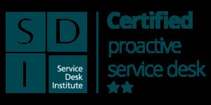 SDI Certified Logo